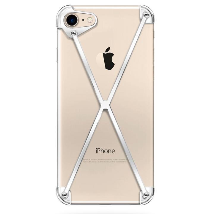 【iPhone7ケース】ミニマムデザインカバー RADIUS case Polished iPhone 7_0