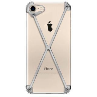 【iPhone7ケース】ミニマムデザインカバー RADIUS case Brushed iPhone 7