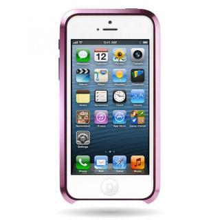【iPhone SE/5s/5ケース】Mindplar ELITE  iPhone SE/5s/5 ピンク