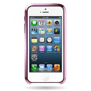 iPhone SE/5s/5 ケース Mindplar ELITE  iPhone SE/5s/5 ピンク