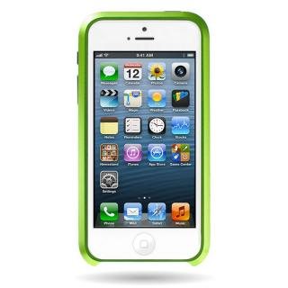 【iPhone SE/5s/5ケース】Mindplar ELITE  iPhone SE/5s/5 グリーン