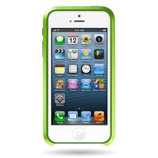 iPhone SE/5s/5 ケース Mindplar ELITE  iPhone SE/5s/5 グリーン