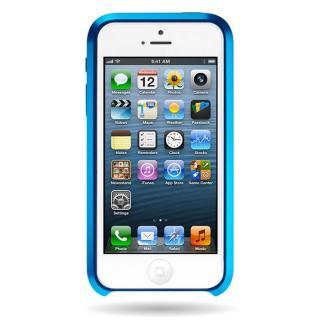 iPhone SE/5s/5 ケース Mindplar ELITE  iPhone SE/5s/5 スカイブルー