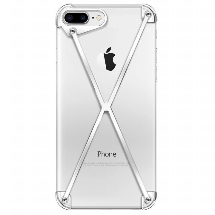 ミニマムデザインカバー RADIUS case Polished iPhone 7 Plus