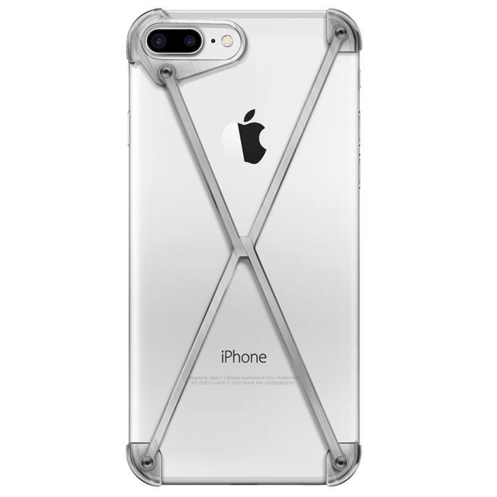 iPhone7 Plus ケース ミニマムデザインカバー RADIUS case Brushed iPhone 7 Plus_0