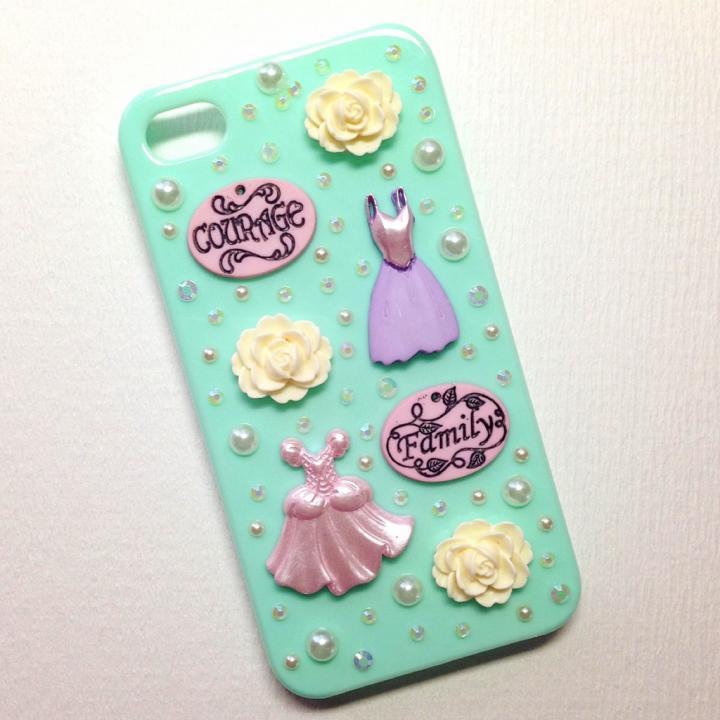 iPhone4/4s ケース Dress_0