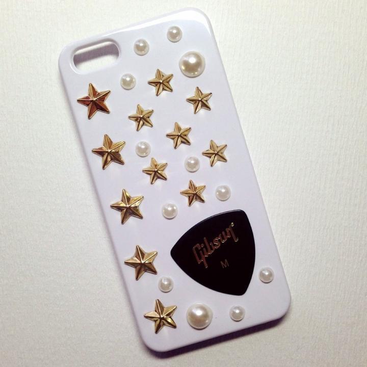 iPhone SE/5s/5 ケース iPhone SE/5s/5 ケース ROCK STAR_0