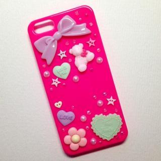 iPhone SE/5s/5 ケース iPhone SE/5s/5 ケース Dream