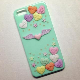 iPhone SE/5s/5 ケース iPhone SE/5s/5 ケース My HEART