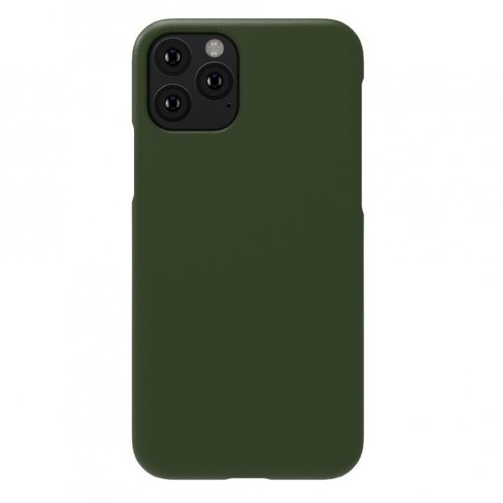 iPhone 11 Pro ケース LINKASE TRUE-LEATHER グリーン iPhone 11 Pro_0