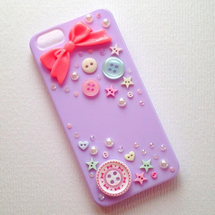 iPhone SE/5s/5 ケース Milky Way