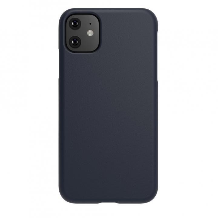 iPhone 11 ケース LINKASE TRUE-LEATHER ネイビー iPhone 11_0