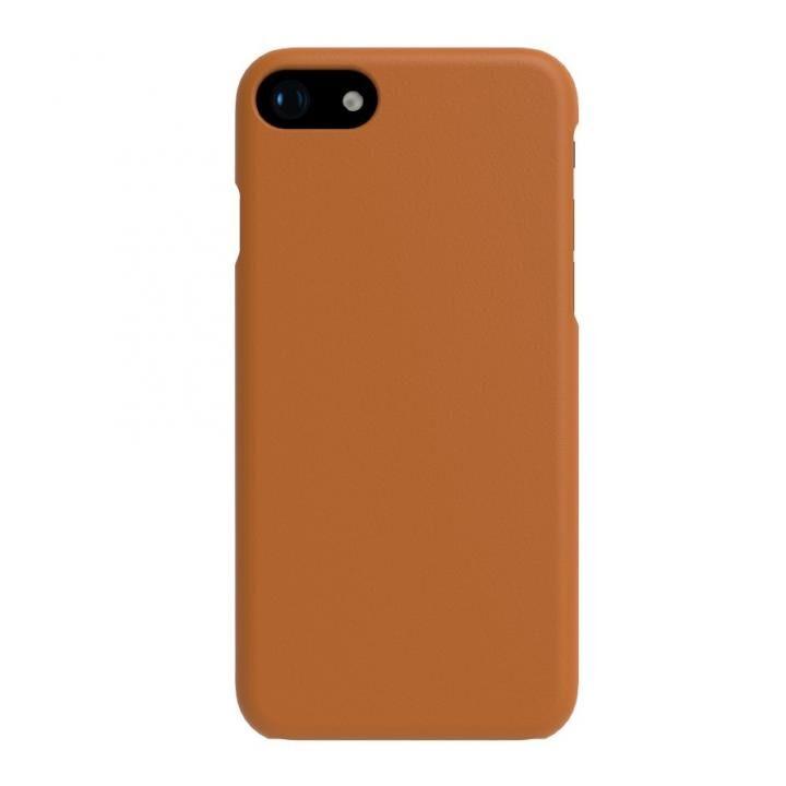 iPhone8/7 ケース LINKASE TRUE-LEATHER ライトブラウン iPhone 8/7_0