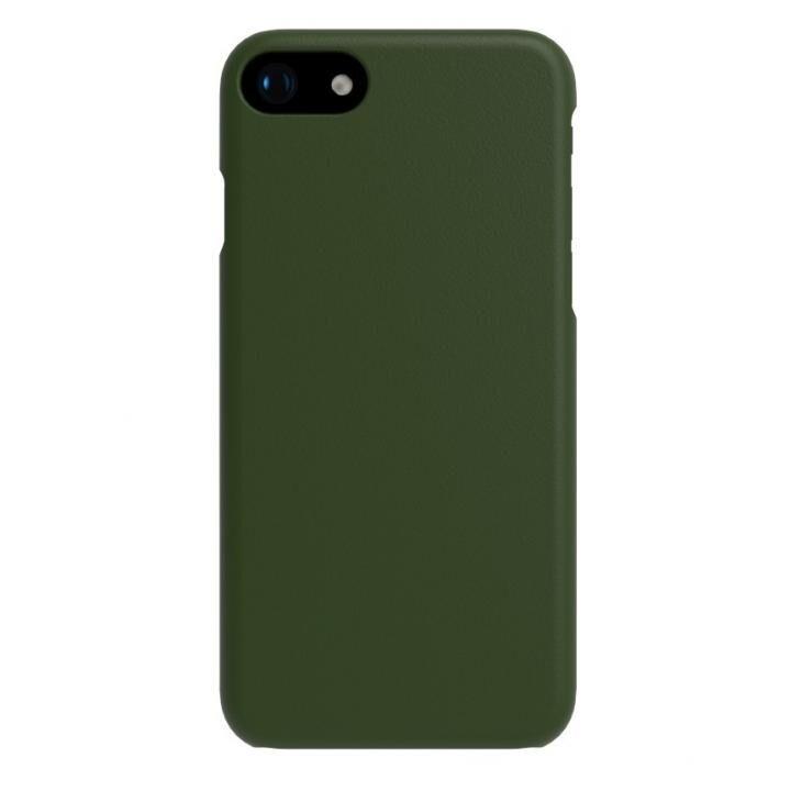 iPhone8/7 ケース LINKASE TRUE-LEATHER グリーン iPhone 8/7_0