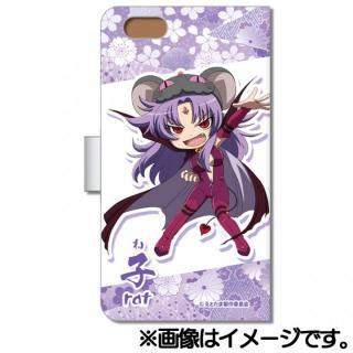 『えとたま』手帳型ケース チュウたん iPhone SE/5s/5
