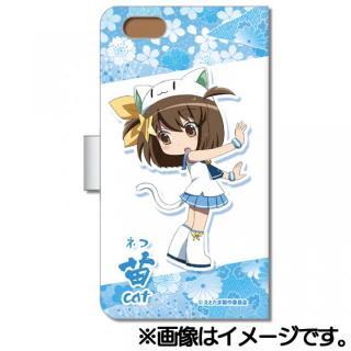 『えとたま』手帳型ケース にゃ~たん iPhone SE/5s/5