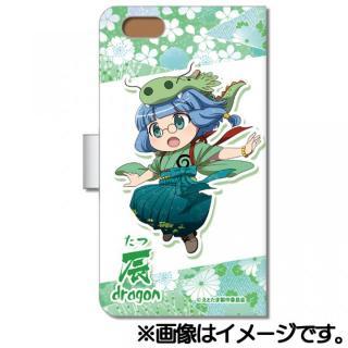 『えとたま』手帳型ケース ドラたん iPhone SE/5s/5