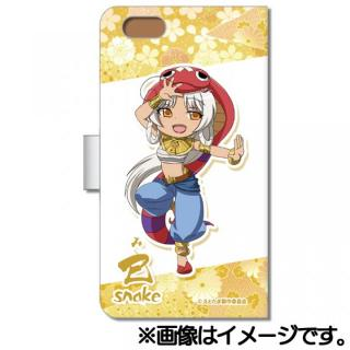 『えとたま』手帳型ケース シャアたん iPhone SE/5s/5