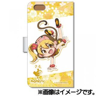 『えとたま』手帳型ケース キーたん iPhone SE/5s/5