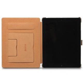 iPad3ケース Masstige E-Note Diary キャメル_1