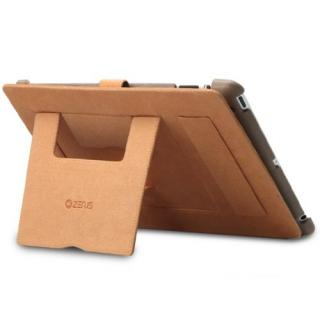iPad3ケース Masstige E-Note Diary キャメル_3