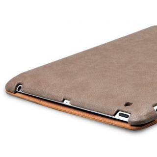 iPad3ケース Masstige E-Note Diary キャメル_5
