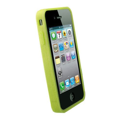 iPhone 4/4s Caramel Vivid   Green