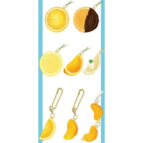 柑橘夫人マスコット&チャーム(BOXタイプ) 単品