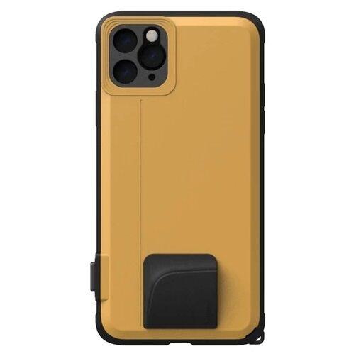 iPhone 11 Pro Max ケース SNAP! CASE 2019 物理シャッターボタン搭載 イエロー iPhone 11 Pro Max_0