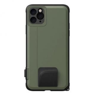 iPhone 11 Pro Max ケース SNAP! CASE 2019 物理シャッターボタン搭載 グリーン iPhone 11 Pro Max