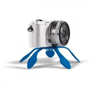 Splat Flexible Tripod 3N1 三脚 ブルー