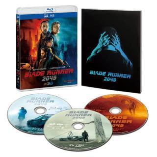 ブレードランナー2049 3D Blu-ray+Blu-ray