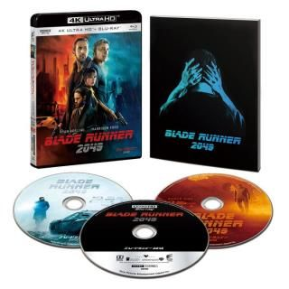 ブレードランナー2049 4K ULTRA HD + Blu-ray