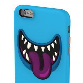 【iPhone6s Plus/6 Plusケース】SwitchEasy Monsters ブルー iPhone 6s Plus/6 Plus_3