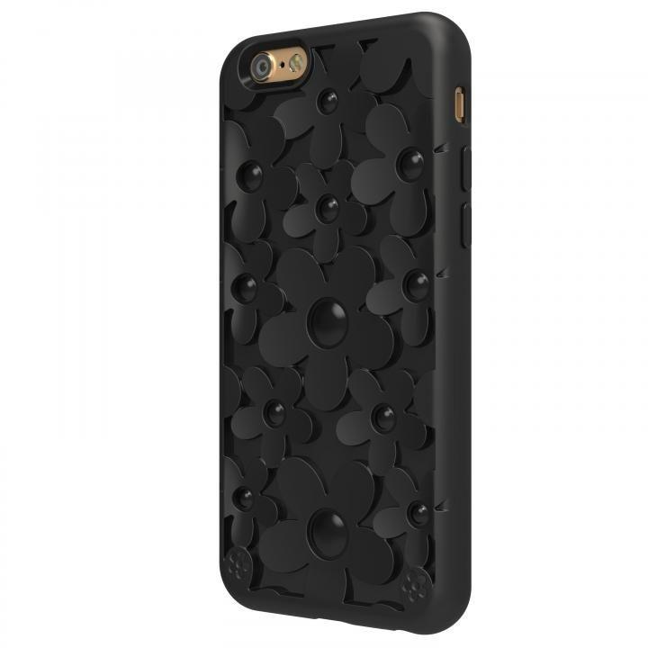 iPhone6s/6 ケース SwitchEasy Fleur ブラック iPhone 6s/6_0