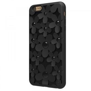 iPhone6s Plus/6 Plus ケース SwitchEasy Fleur ブラック iPhone 6s Plus/6 Plus