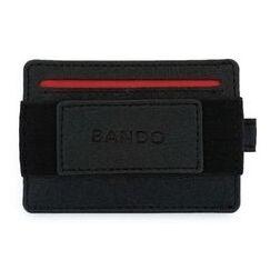 BANDO 2.0 SLIM UTILITY WALLET Stealth Black【8月下旬】
