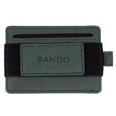 BANDO 2.0 SLIM UTILITY WALLET Olive Green【2月上旬】