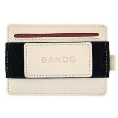 BANDO 2.0 SLIM UTILITY WALLET Off White