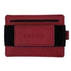 BANDO 2.0 SLIM UTILITY WALLET Crimson Red_0