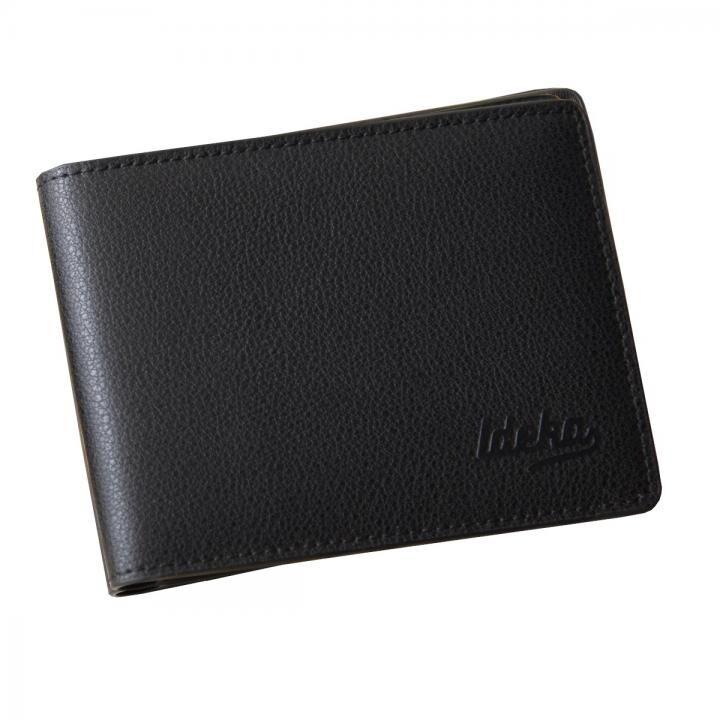 Ideka Bifold(イデカ・バイフォールド) ミニマル財布 トップグレインレザー_0