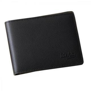 Ideka Bifold(イデカ・バイフォールド) ミニマル財布 トップグレインレザー
