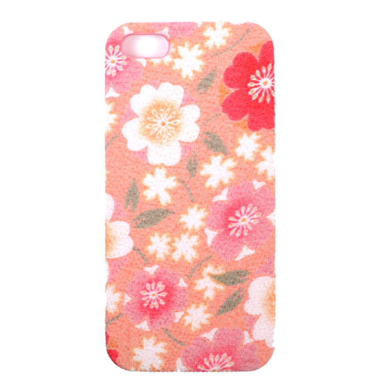 【iPhone SE/5s/5ケース】【iPhone5】 桜ピンク ケース_0