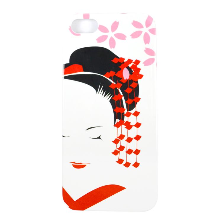 iPhone SE/5s/5 ケース 舞妓はん_0