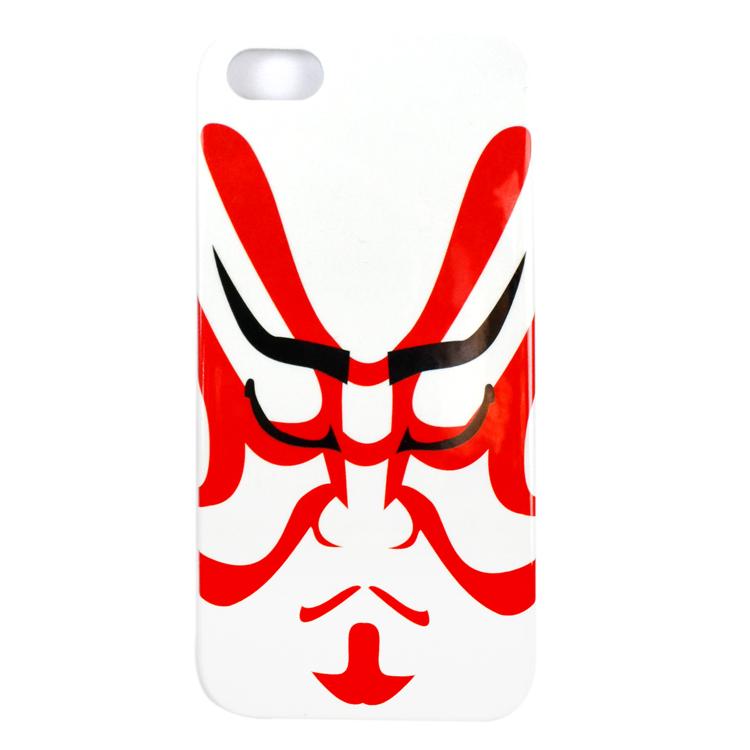 【iPhone SE/5s/5】 隈取ケース