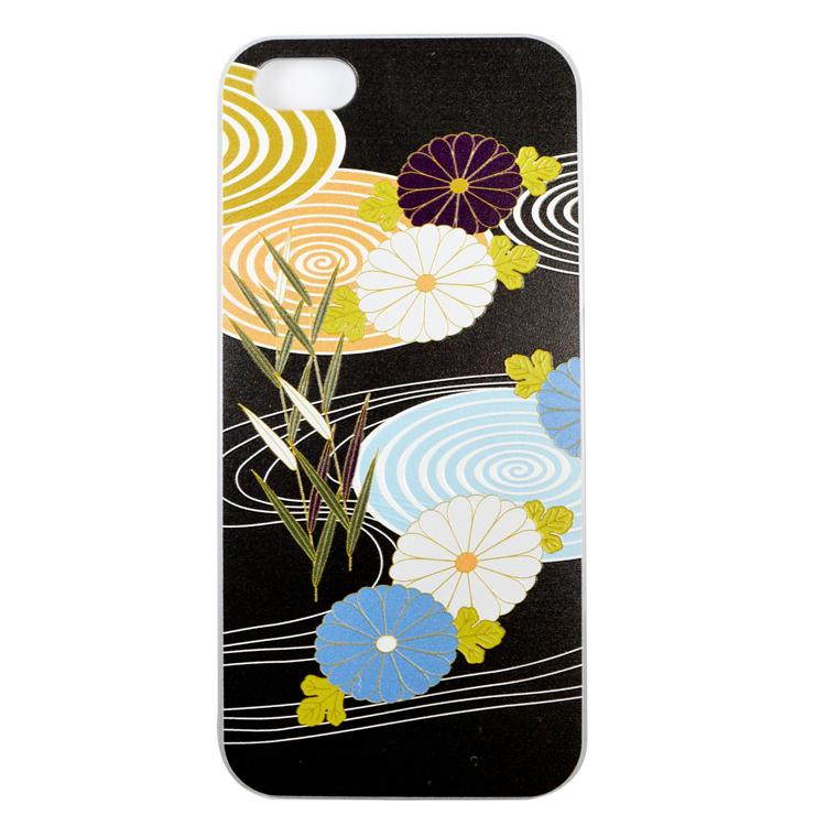 iPhone SE/5s/5 ケース WAMONケース 菊水 iPhone 5ケース_0