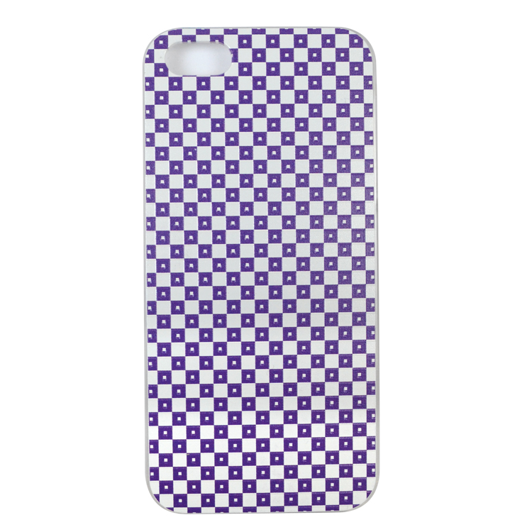 iPhone SE/5s/5 ケース WAMONケース 市松 iPhone 5ケース