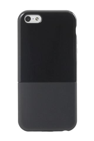 iPhone5 ハードケース CAPSULE ブラック
