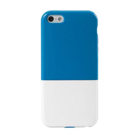 iPhone5 ハードケース CAPSULE ブルー