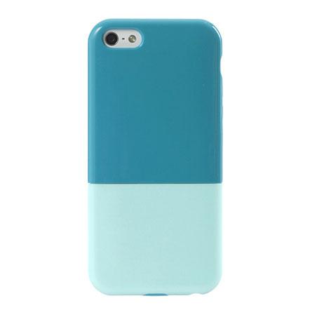 【iPhone5】ハードケース CAPSULE ライトブルー